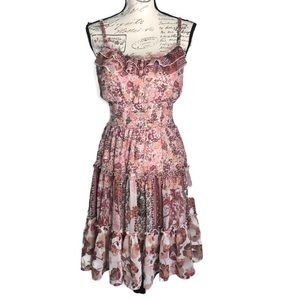 AMERICAN RAG | Floral Dress Size M